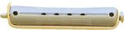 Fripac-Medis LW2 Permanent Perm Rods, Black/Grey, Diameter 13 mm, Bag of 10