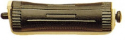Fripac-Medis FPS1K Permanent Perm Rods, Black, Diameter 17 mm, Short, Bag of 12