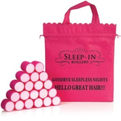 Sleep-In Rollers Pack Of 20 Sleep-In Rollers 4.5Cm Wide