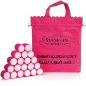 Sleep-In Rollers Pack Of 20 Sleep-In Rollers 4.5Cm Wide