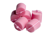 BaByliss Pink Sleep In Rollers-Pack of 6