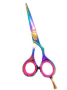 New Titanium Hairdressing Barber Salon Scissors 5.5 2b