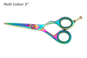 New Titanium Hairdressing Barber Salon Scissors 13cm