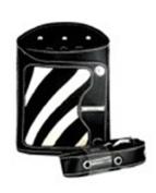 Haito Holster Zebra Print Black HT61218