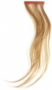 Qwik X 100 Percent Indian Remi Human Hair Tape Hair Extensions Colour 18 Ash Blonde 41cm