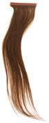 Qwik X 100 Percent Indian Remi Human Hair Tape Hair Extensions Colour 1.8kg Dark Golden Brown 41cm