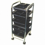 Celebrity 5-Tray Utility Trolley