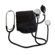 eSecure - Aneroid Sphygmomanometer Blood Pressure Monitor Metre + Free Stethoscope