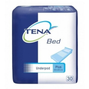 Pack of 30 Tena Disposable Chair or Bed Underpad