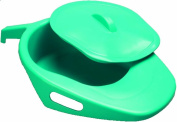 Fracture Pan with Lid - Green
