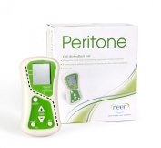 Peritone Single Channel Emg Biofeedback Unit with Electrodes