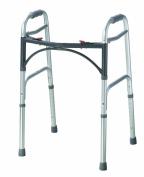 Drive Medical WA008 Folding Walking Frame 43cm Depth x 60cm Width x 100cm Height