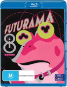 Futurama: Season 8 [Region B] [Blu-ray]