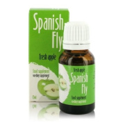 Flavoured Spanish Fly Aphrodisiac Drops 15ml
