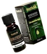 HealthAid Rosewood (Aniba rosaedora) Oil 10ml