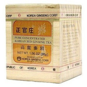 Chinese Imports Korean Red Ginseng Extract Jar, 30 Grammes
