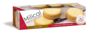 Milical Dietetic Biscuits x12 - Flavour : Coffee