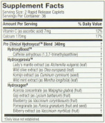 Hydroxycut Pro Clinical, 72 Rapid Release Caplets