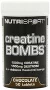 Nutrisport Creatine Bombs Chocolate 50