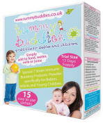 Tummy Buddies - Childrens Probiotic Powder - 7 Strains of Good Bacteria for Complete Childs Protection - Trial Size - Free UK Delivery