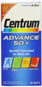 Centrum Advance 50+ Tablets Pack of 100