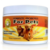 Dr. Mercola, Complete Probiotics for Pets, 90 g