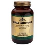 Solgar Male Multiple - 60 tablets