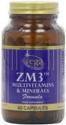 Vega ZM3 Multivitamin and Minerals Formula - Pack of 60 Tablets