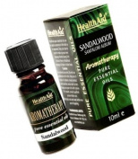 HealthAid Sandalwood Oil (Santalum album) Oil 5ml