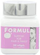 Naturally Vitamins, Marlyn, Formula 50, Support for Hair & Nails, 100 Softgels