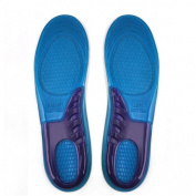 Silicone Gel Orthotic Arch Support Massaging Insoles