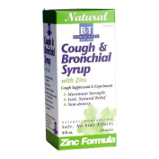 Boericke & Tafel Tafel, Cough Bronchial Syrup with Zinc, 240ml