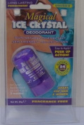 Magical Ice Crystal Deodorant 60g 24 Hour Protection