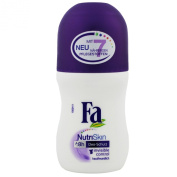 3 x Fa deodorant Rolling on per 50ml Nutri Skin