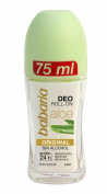 Babaria Naturals Aloe Vera 24hr Roll-on Deodorant 75ml