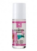Urtekram Crystal Deodorant Rose Roll On 50ml