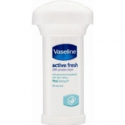 Vaseline Active Fresh Dry Cream Antiperspirant Deodorant Stick - 50ml