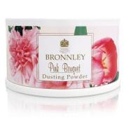 Bronnley Pink Bouquet Dusting Powder 75g