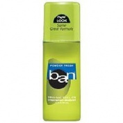 Ban Roll - On Anti - Perspirant & Deodorant, Powder Fresh - 100ml
