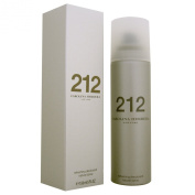 Carolina Herrera 212 Refreshing Deodorant Natural Spray 150ml