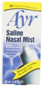 Ayr Saline Nasal Mist, 50ml Spray Bottles