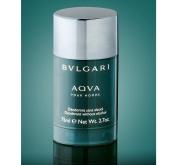 BVLGARI Aqva Pour Homme Deodorant Stick Alcohol Free 75ml