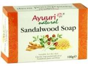 Ayuuri Natural Sandawood Soap 100 G