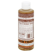 Dr. Bronner's Eucalyptus Castille Soap Made with Organic Ingredients 235 ml