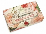 Nesti Dante Romantica - Florentine Rose & Peony Soap 250g