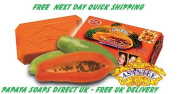Asantee Papaya & Honey Soap + Q10 Skin Whitening 3 x 135g