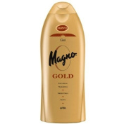 Magno Shower Gel Gold 550ml