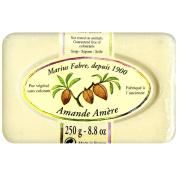 Marius Fabre Savon de Marseille Shea Butter Bath Soap 250g - Bitter Almond