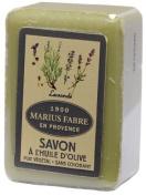 Marius Fabre Savon de Marseille Shea Butter Bath Soap 250g - Lavender