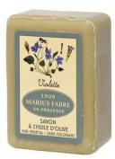 Marius Fabre Savon de Marseille Shea Butter Bath Soap 250g - Violet